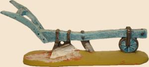 charrue 9cm