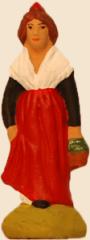 arlesienne cruche rouge