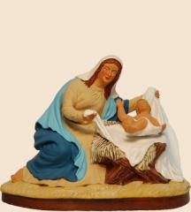 vierge et jesus